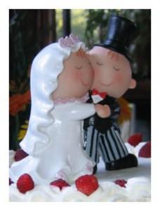 Matrimonio Alberto e Pamela